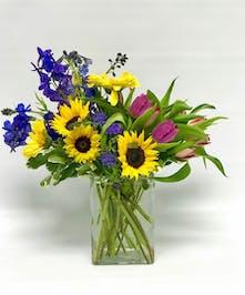 Sunflower 5 - Tulsa Florist - mary Murray's Flowers - Tulsa, Oklahoma (OK)