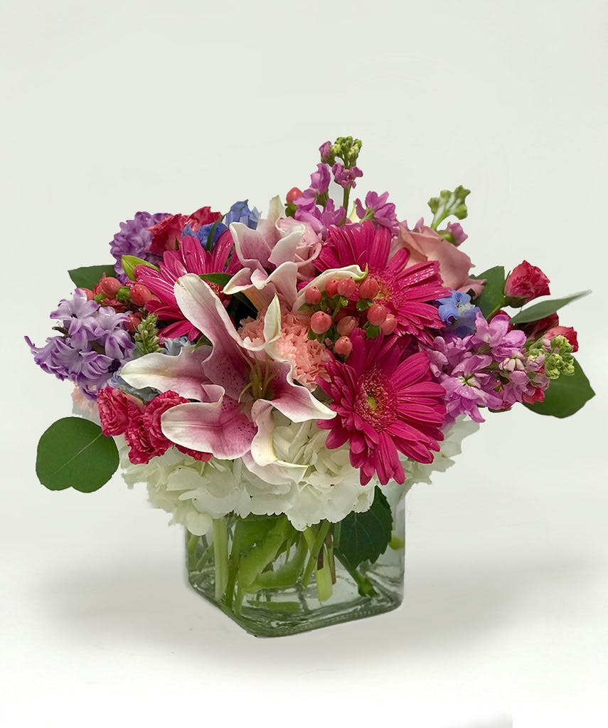 What flowers to give a girl 66