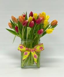 Twenty Tulips - Tulsa Florist - mary Murray's Flowers - Tulsa, Oklahoma (OK)